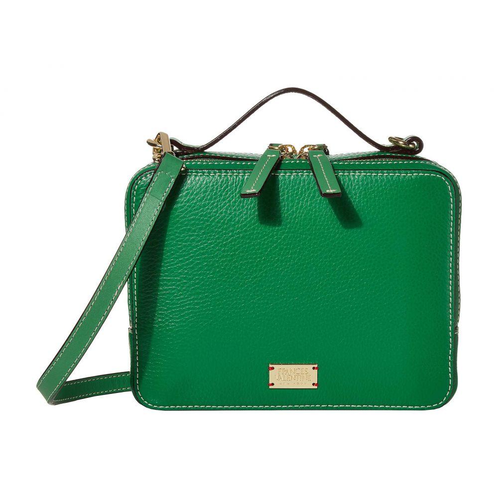 フランシス ヴァレンタイン Frances Valentine レディース ショルダーバッグ バッグ【Birdie Box Bag】Green