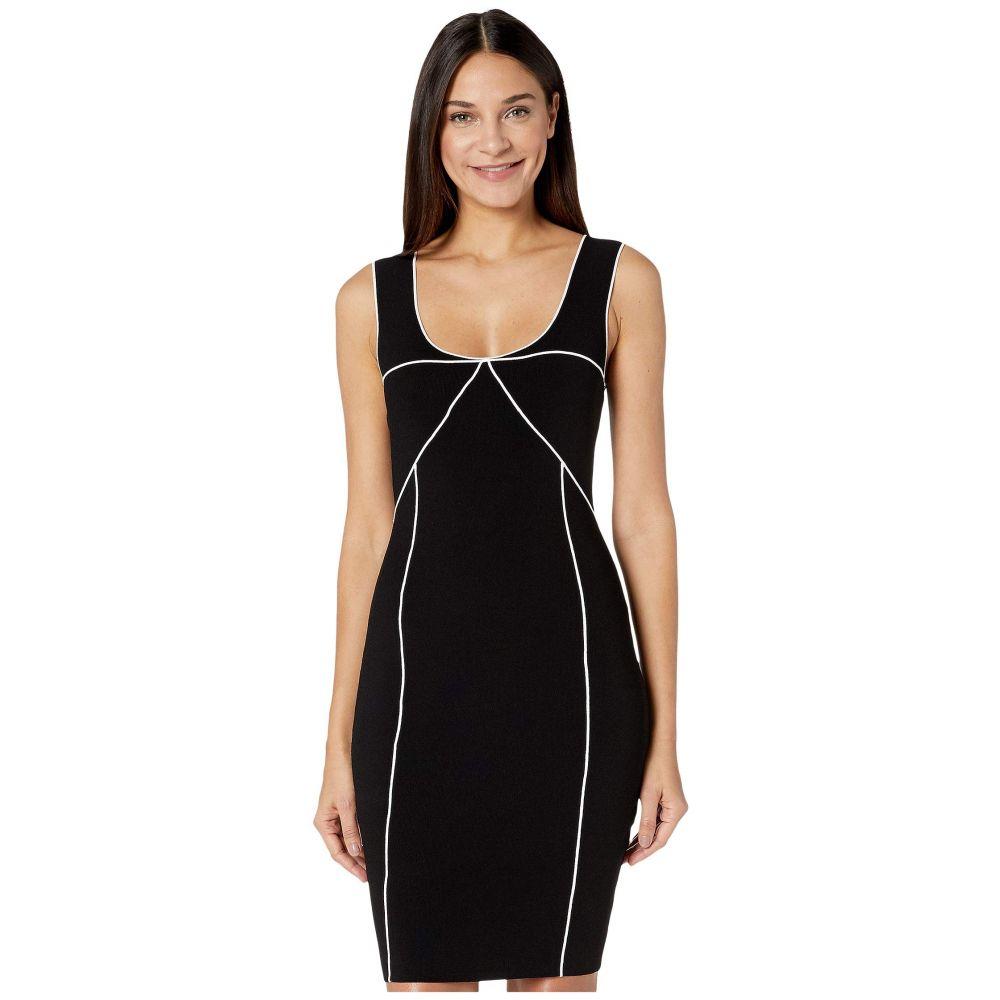 ミリー Milly レディース ワンピース ワンピース・ドレス【Piped Dress】Black/White