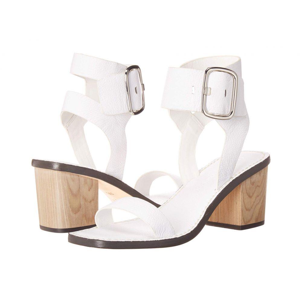シガーソン モリソン Sigerson Morrison レディース サンダル・ミュール シューズ・靴【Dalila】White Leather