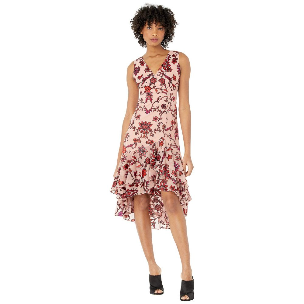 ニコルミラー Nicole Miller レディース ワンピース ノースリーブ ワンピース・ドレス【Red Vines Sleeveless Dress】Red