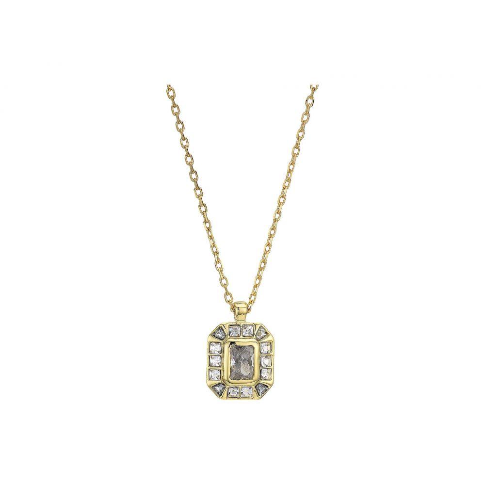 ヴィンス カムート Vince Camuto レディース ネックレス ジュエリー・アクセサリー【18' Asher Cut Pendant Necklace】Gold/Crystal