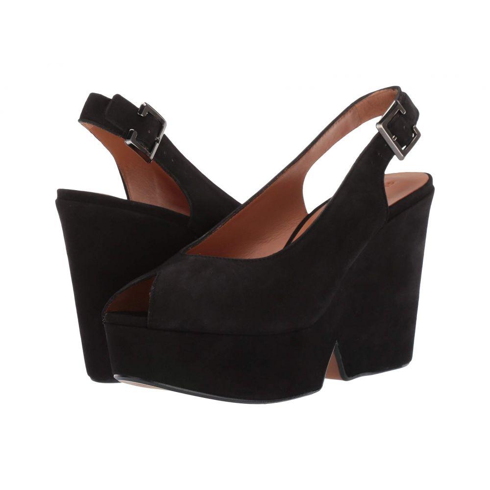 ロベール クレジュリー Clergerie レディース サンダル・ミュール シューズ・靴【Dylan 2】Black Suede