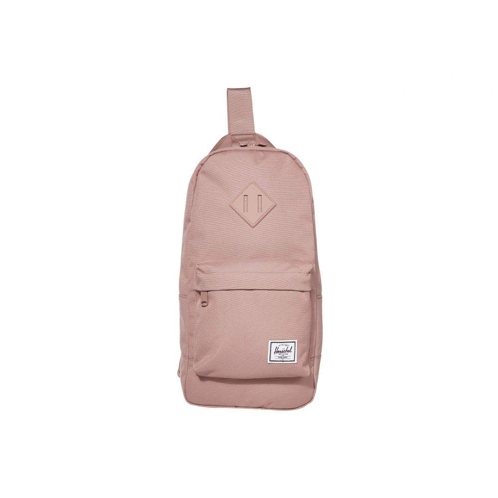 ハーシェル サプライ Herschel Supply Co. レディース ショルダーバッグ バッグ【Heritage Shoulder Bag】Ash Rose