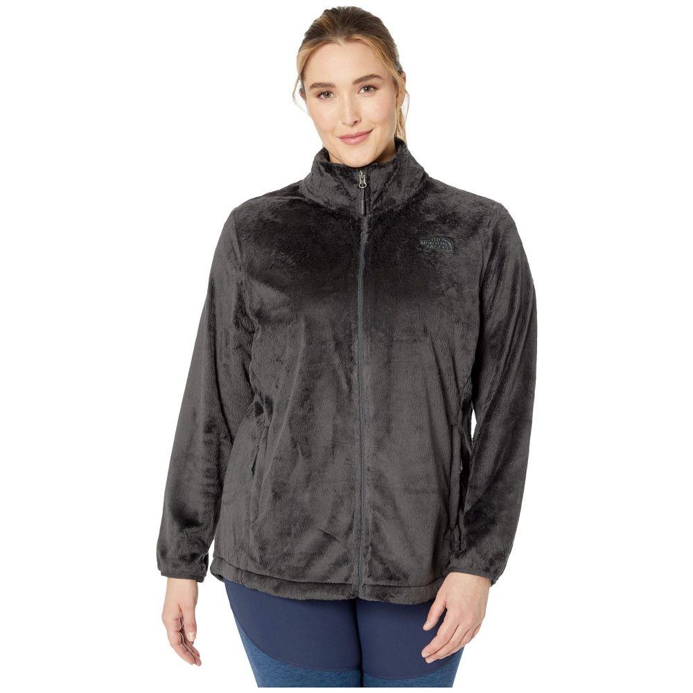ザ ノースフェイス The North Face レディース フリース 大きいサイズ トップス【Plus Size Osito Jacket】Asphalt Grey