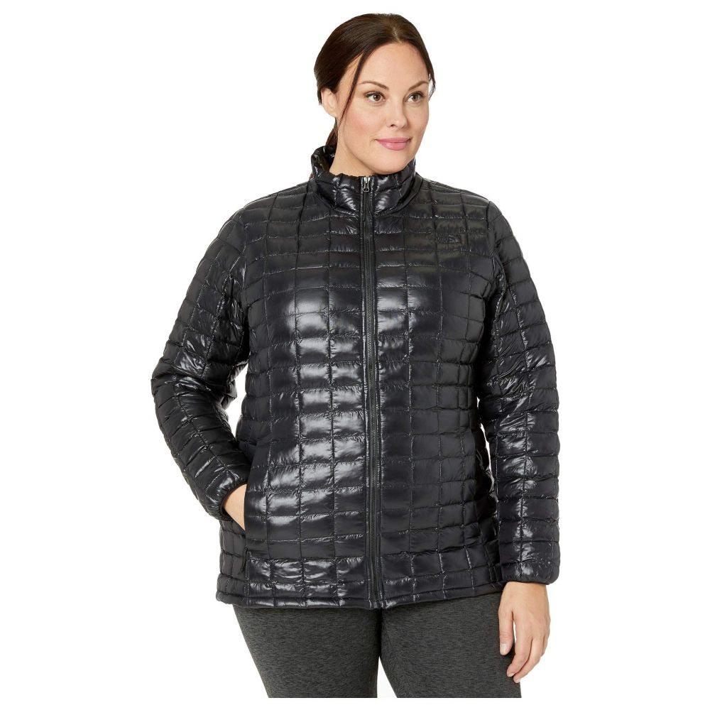 ザ ノースフェイス The North Face レディース ジャケット 大きいサイズ アウター【Plus Size Thermoball Eco Jacket】TNF Black
