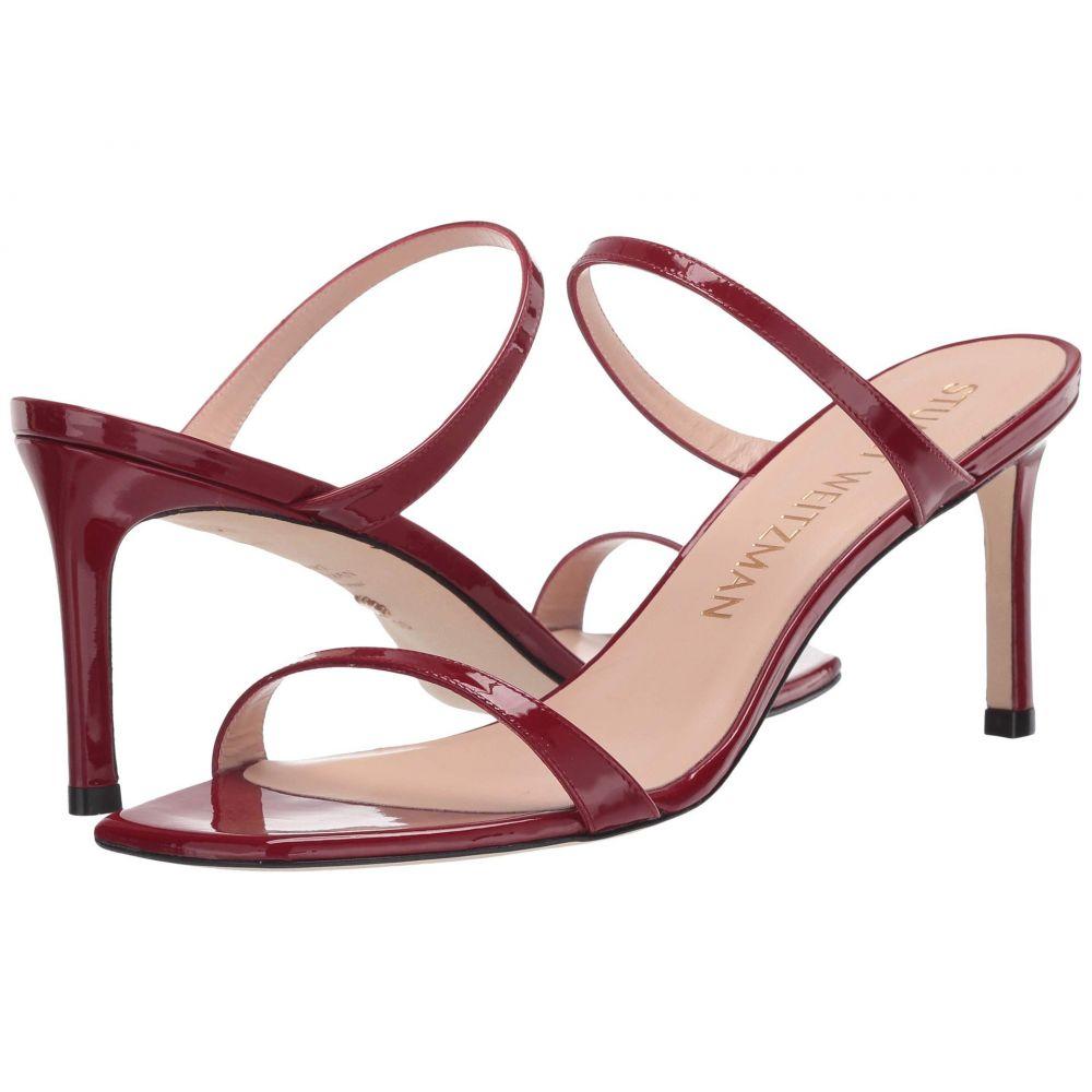 スチュアート ワイツマン Stuart Weitzman レディース サンダル・ミュール シューズ・靴【Aleena 75】Chile Patent