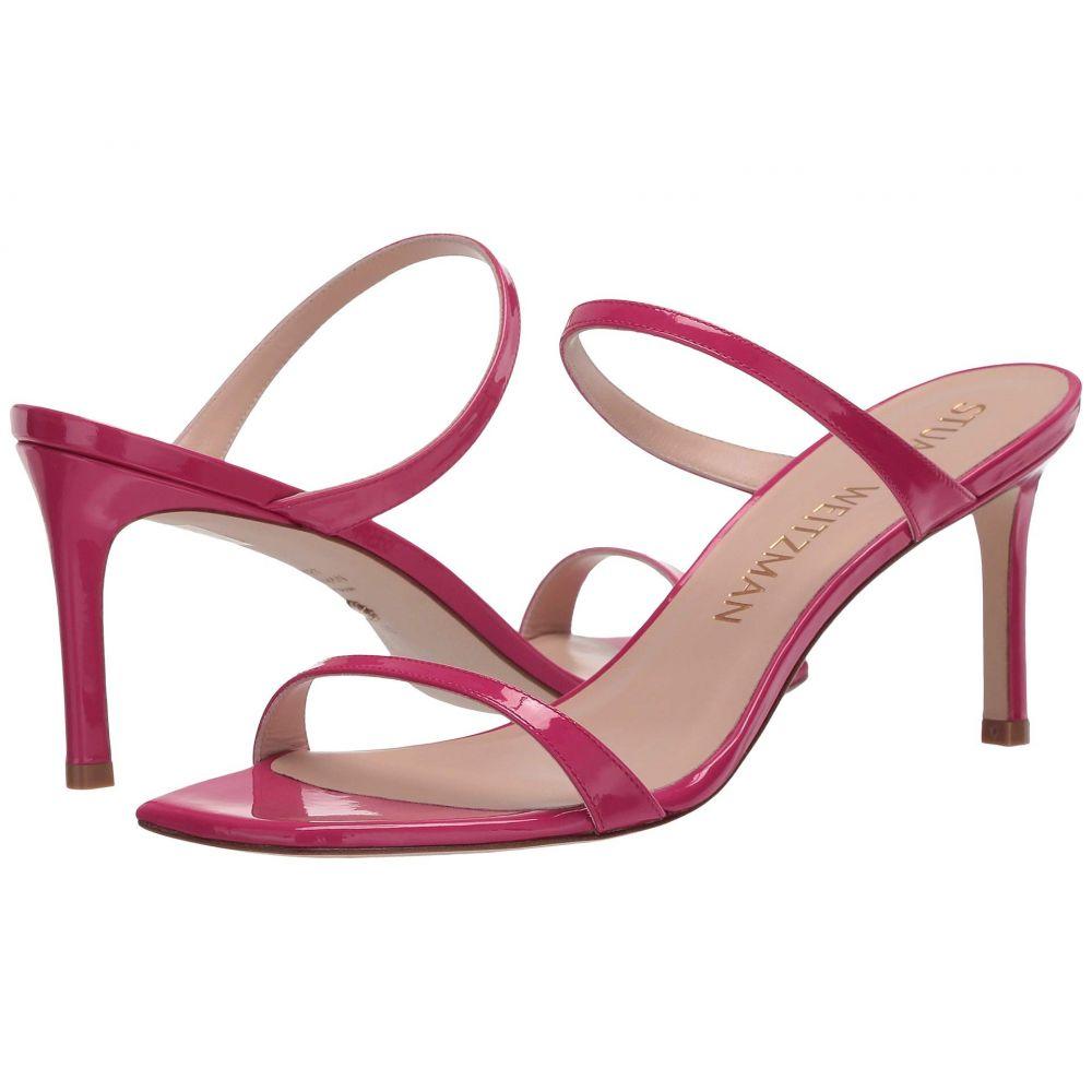 スチュアート ワイツマン Stuart Weitzman レディース サンダル・ミュール シューズ・靴【Aleena 75】Peonia Patent