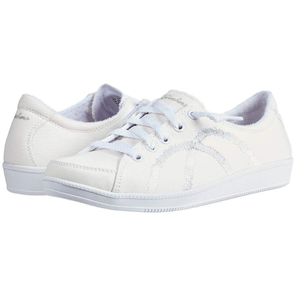 スケッチャーズ SKECHERS レディース スニーカー シューズ・靴【Madison Ave - Allow Me】White