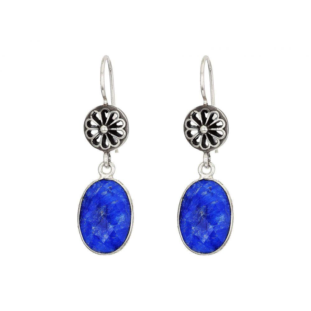 ブライトン Brighton レディース イヤリング・ピアス ジュエリー・アクセサリー【India Jaipur French Wire Earrings】Blue