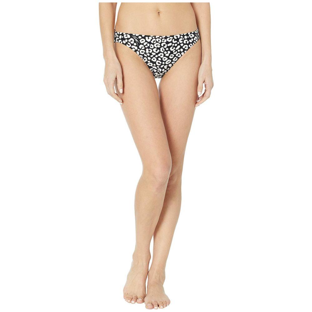 マイケル コース MICHAEL Michael Kors レディース ボトムのみ 水着・ビーチウェア【Animal Blend Classic Bikini Bottoms】Black Multi