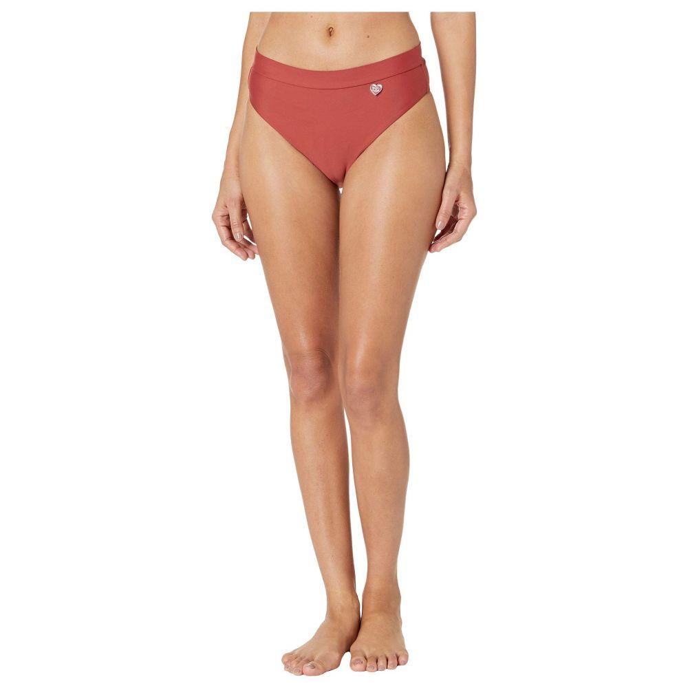 ボディーグローヴ Body Glove レディース ボトムのみ 水着・ビーチウェア【Smoothies Marlee High-Waist Bikini Bottoms】Spice