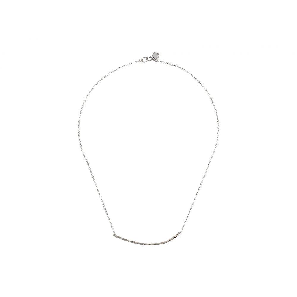 ゴリアナ gorjana レディース ネックレス ジュエリー・アクセサリー【Taner Bar Small Necklace】Silver