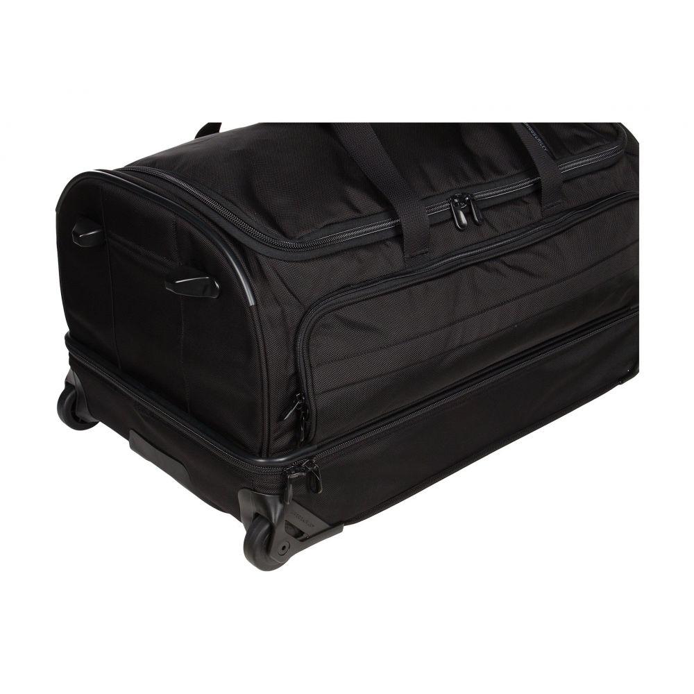 ブリッグスアンドライリー BriggsRiley レディース スーツケース・キャリーバッグ バッグ BaselineLarge Upright Duffle BlackzqpGSUMV