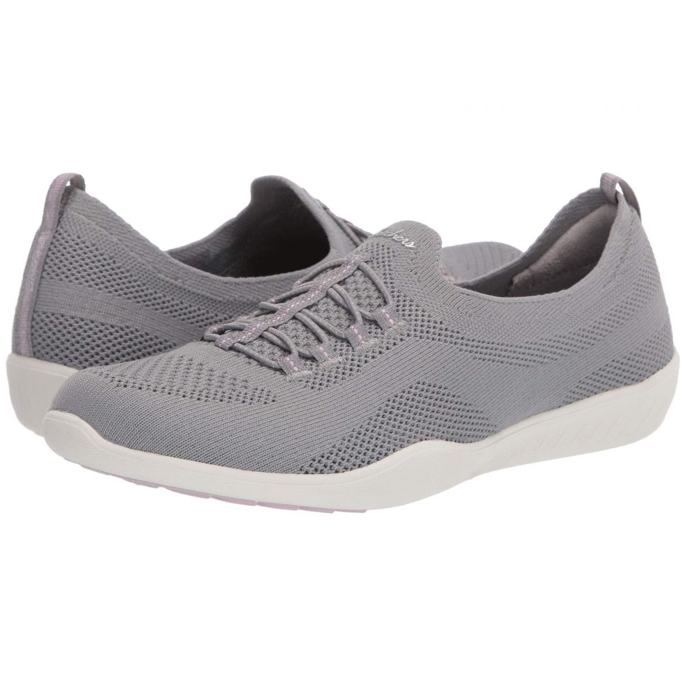 スケッチャーズ SKECHERS レディース スニーカー シューズ・靴【Newbury St - Every Angle】Gray