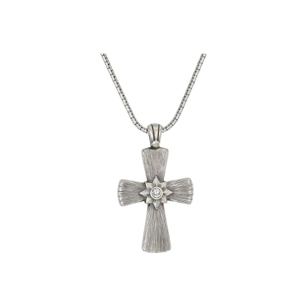 ブライトン Brighton レディース ネックレス ジュエリー・アクセサリー【Precious Cross Necklace】Crystal