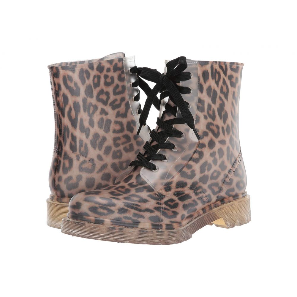 ジェシカシンプソン Jessica Simpson レディース ブーツ シューズ・靴【Rikie】Clear/Natural Leopard