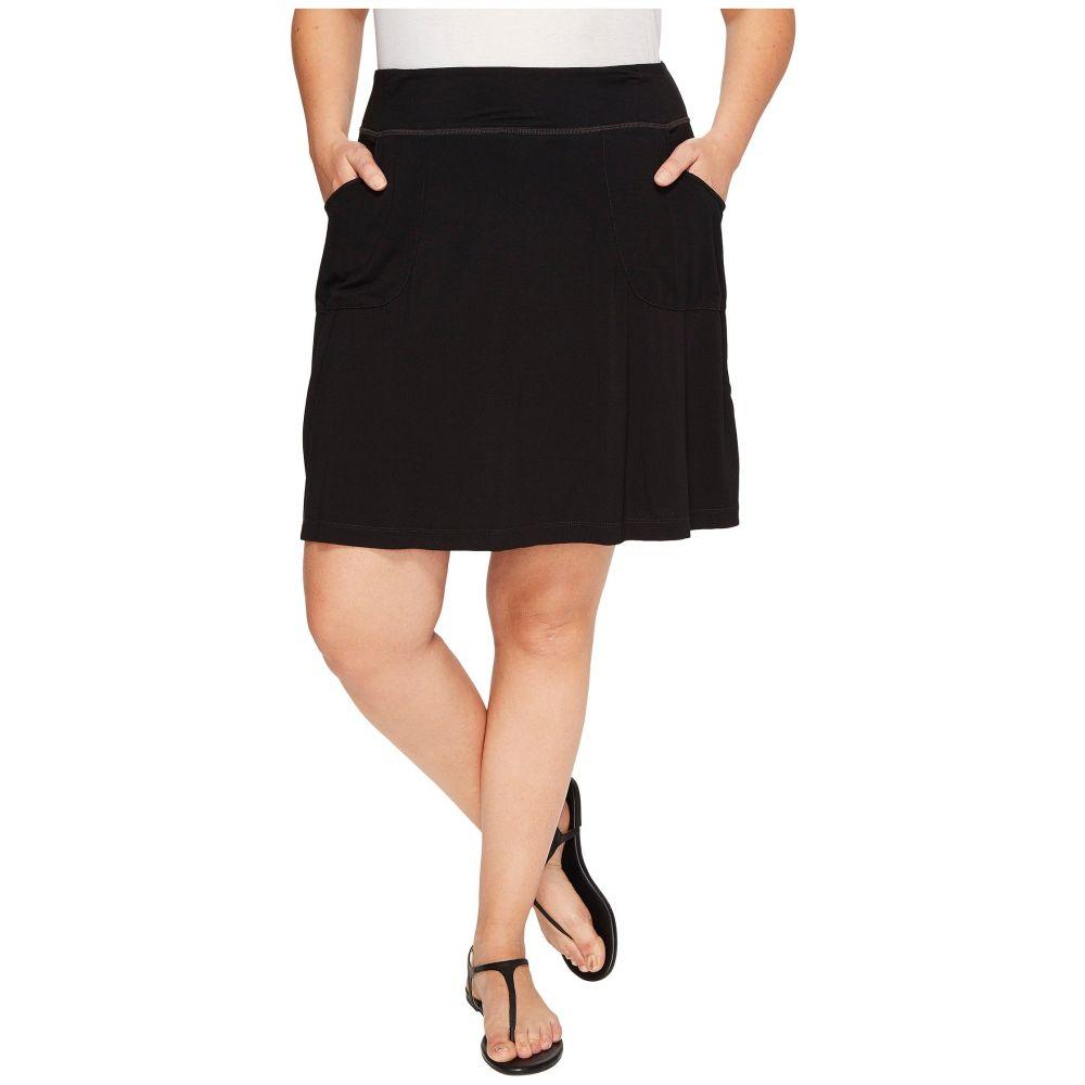 フレッシュプロデュース Fresh Produce レディース ミニスカート 大きいサイズ スコート スカート【Plus Size City Skort】Black