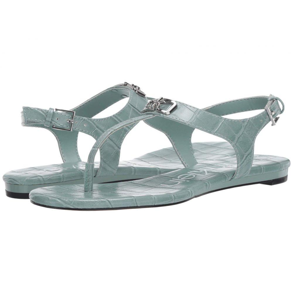 カルバンクライン Calvin Klein レディース サンダル・ミュール シューズ・靴【Shamary】Petal Green