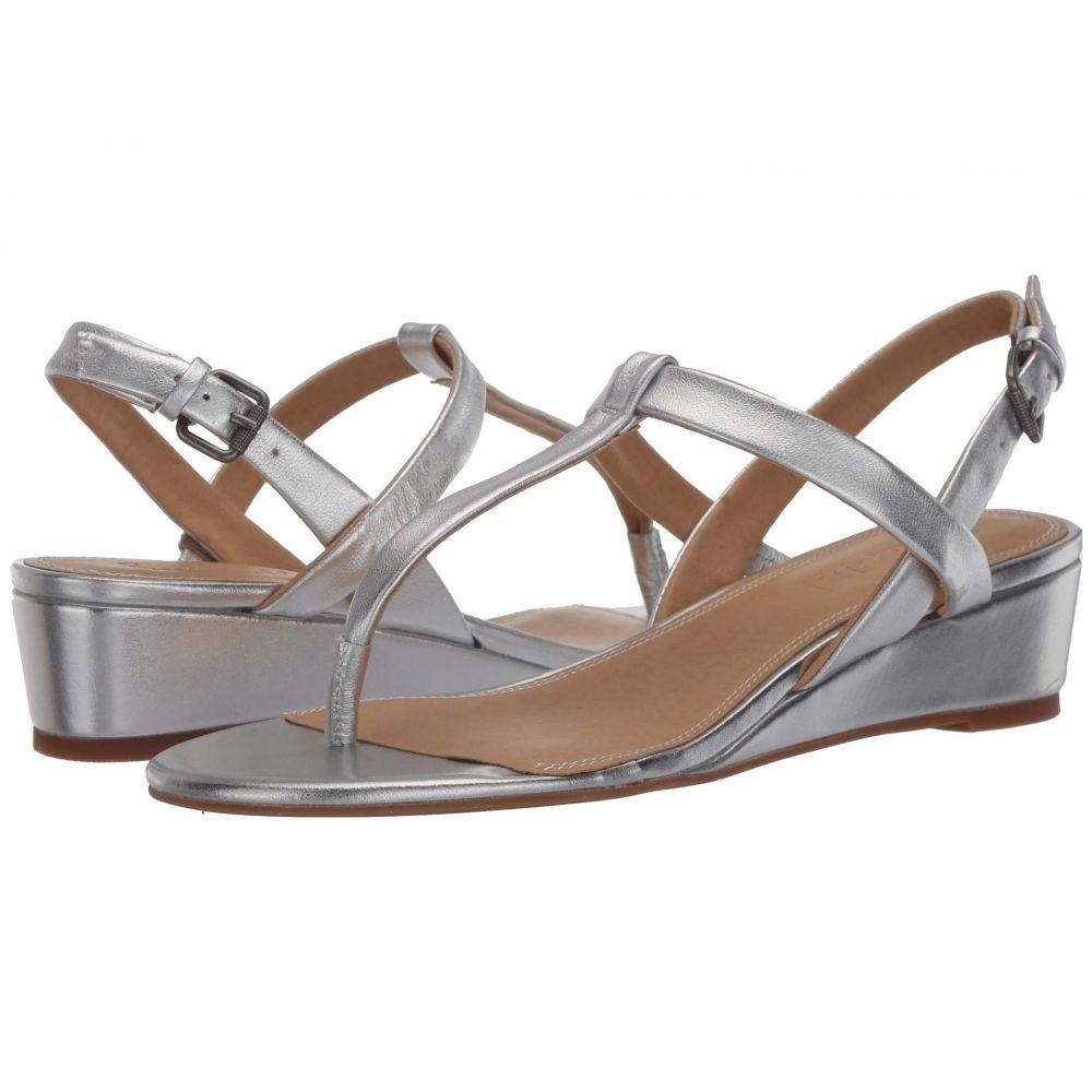 スプレンディッド Splendid レディース サンダル・ミュール シューズ・靴【Avalon】Silver Metallic Leather