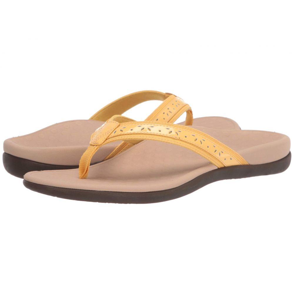 バイオニック VIONIC レディース ビーチサンダル シューズ・靴【Casandra】Buttercup Leather