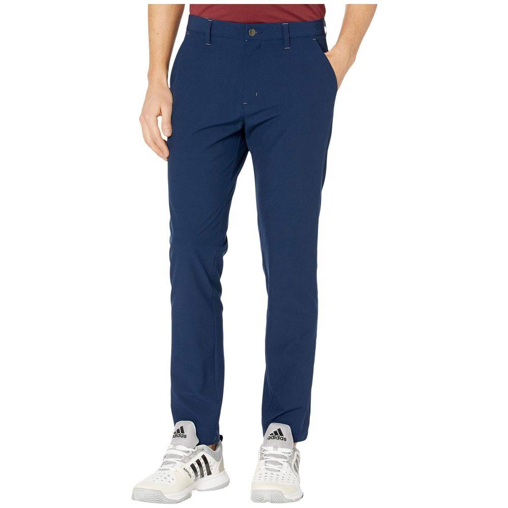 アディダス adidas Golf メンズ ボトムス・パンツ テーパードパンツ【Ultimate Tapered Fit Pants】Collegate Navy
