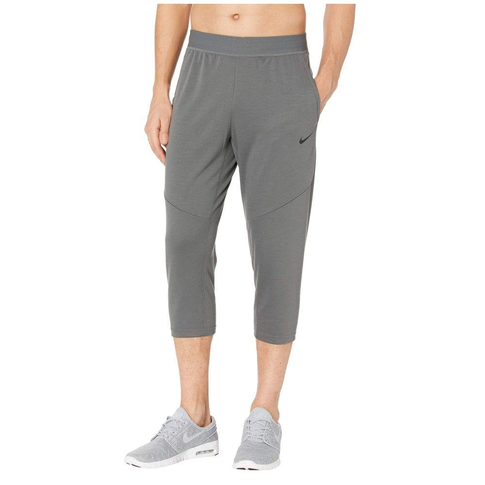 ナイキ Nike メンズ ボトムス・パンツ 【Dry Fleece Pants 3/4 Hyper Dry】Iron Grey/Black