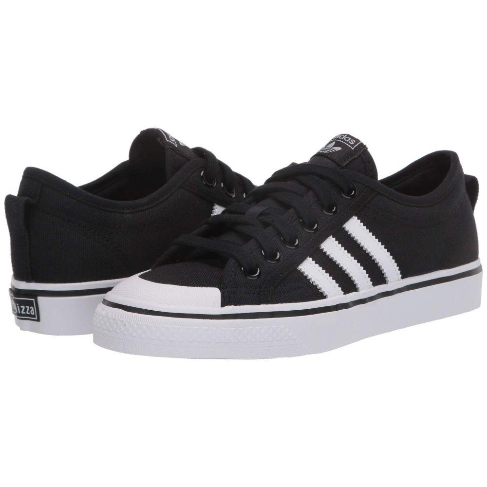 アディダス adidas Skateboarding メンズ スニーカー シューズ・靴【Nizza】Core Black/Footwear White/Footwear White