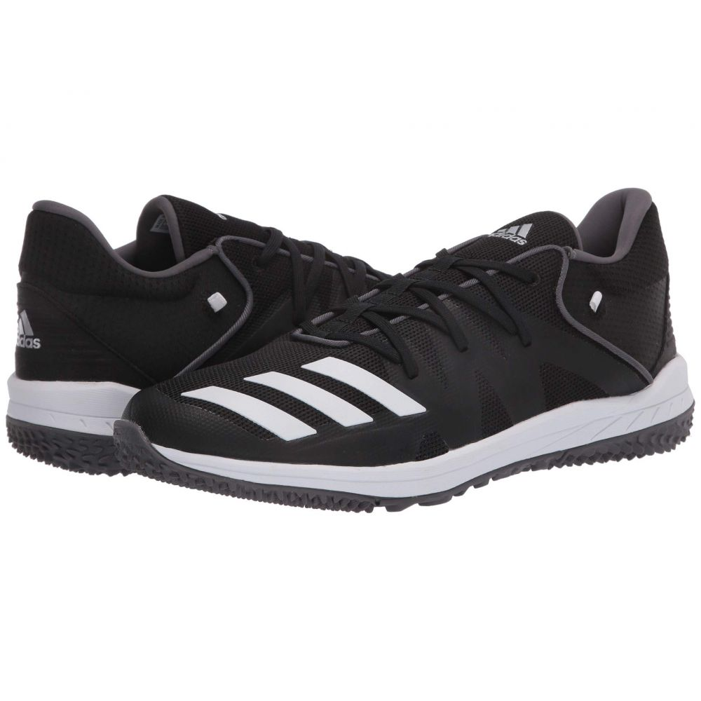 アディダス adidas メンズ 野球 シューズ・靴【Speed Turf】Core Black/Footwear White/Grey Five