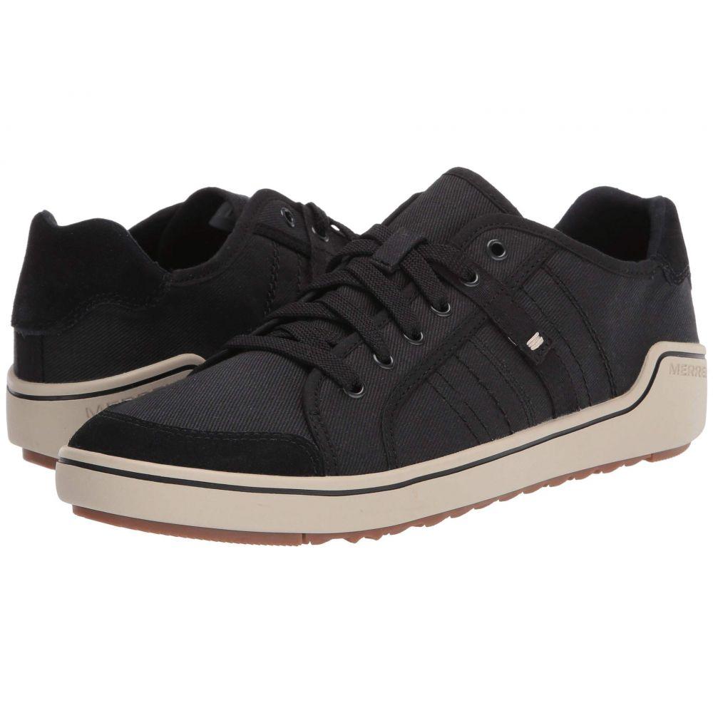 メレル Merrell メンズ スニーカー シューズ・靴【Primer Canvas】Black
