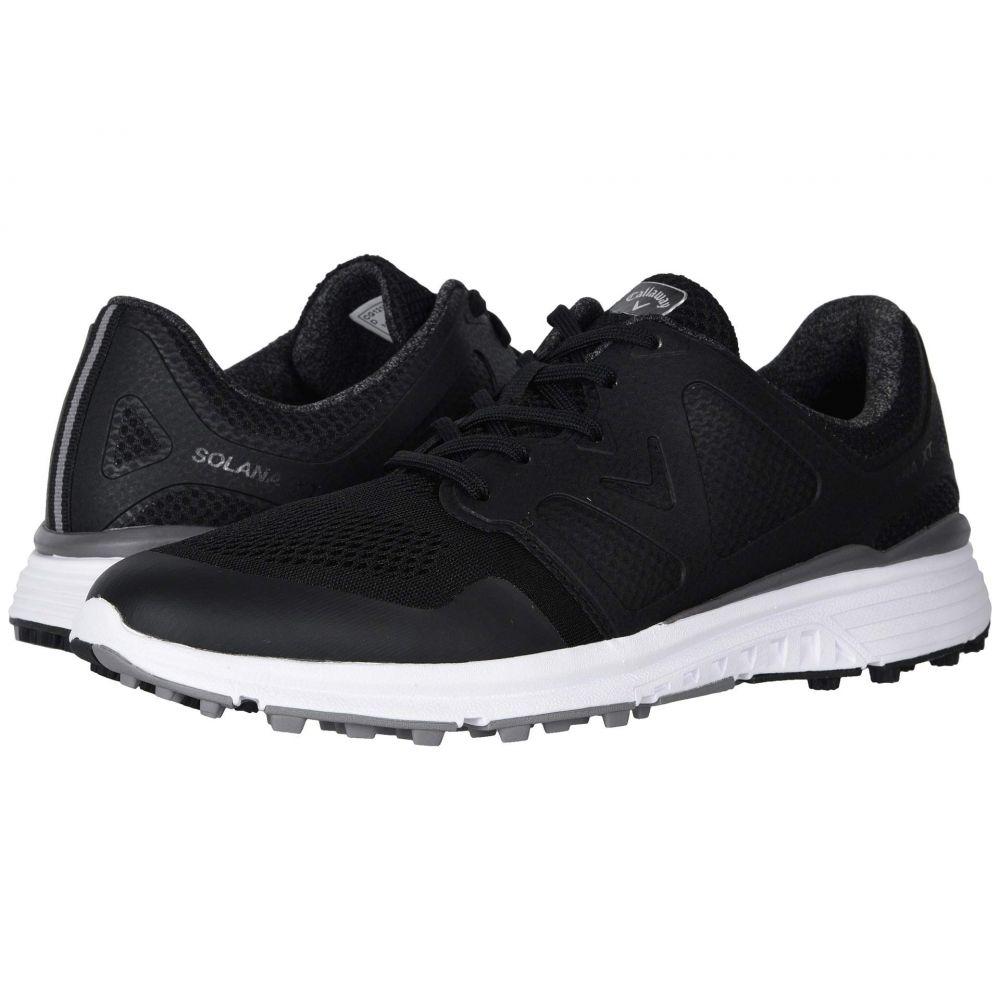 キャロウェイ Callaway メンズ ゴルフ シューズ・靴【Solana XT】Black