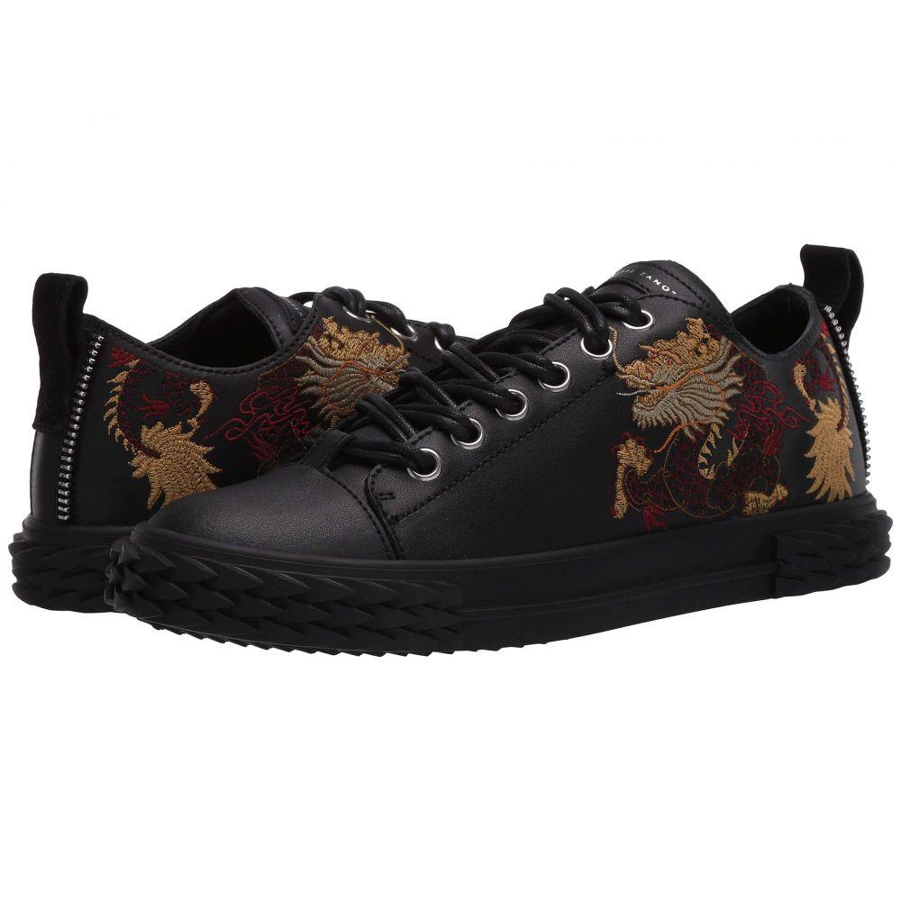 ジュゼッペ ザノッティ Giuseppe Zanotti メンズ スニーカー シューズ・靴【RM00005】Moxie Nero