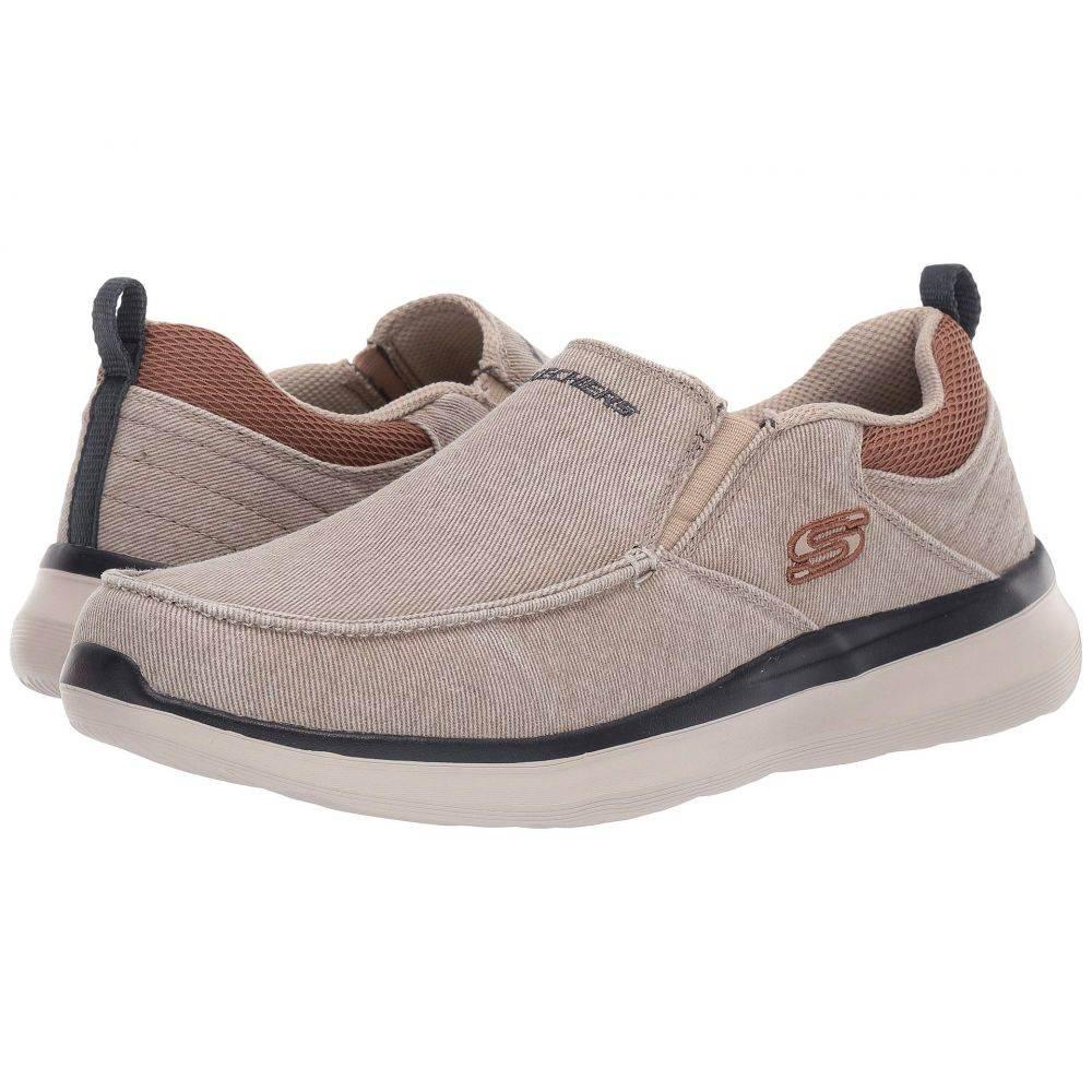 スケッチャーズ SKECHERS メンズ スニーカー シューズ・靴【Deslon 2.0 - Larwin】Sand