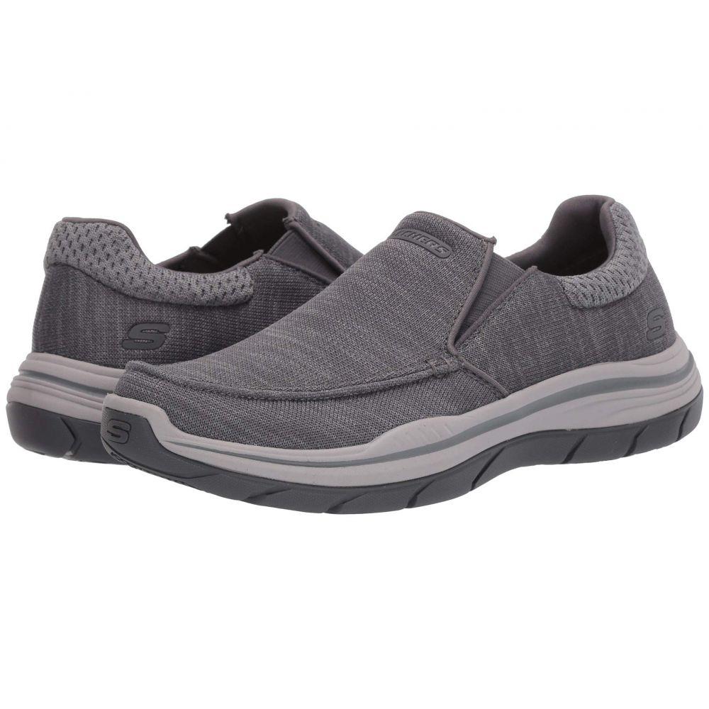 スケッチャーズ SKECHERS メンズ スニーカー シューズ・靴【Relaxed Fit Expected 2.0 - Andro】Grey
