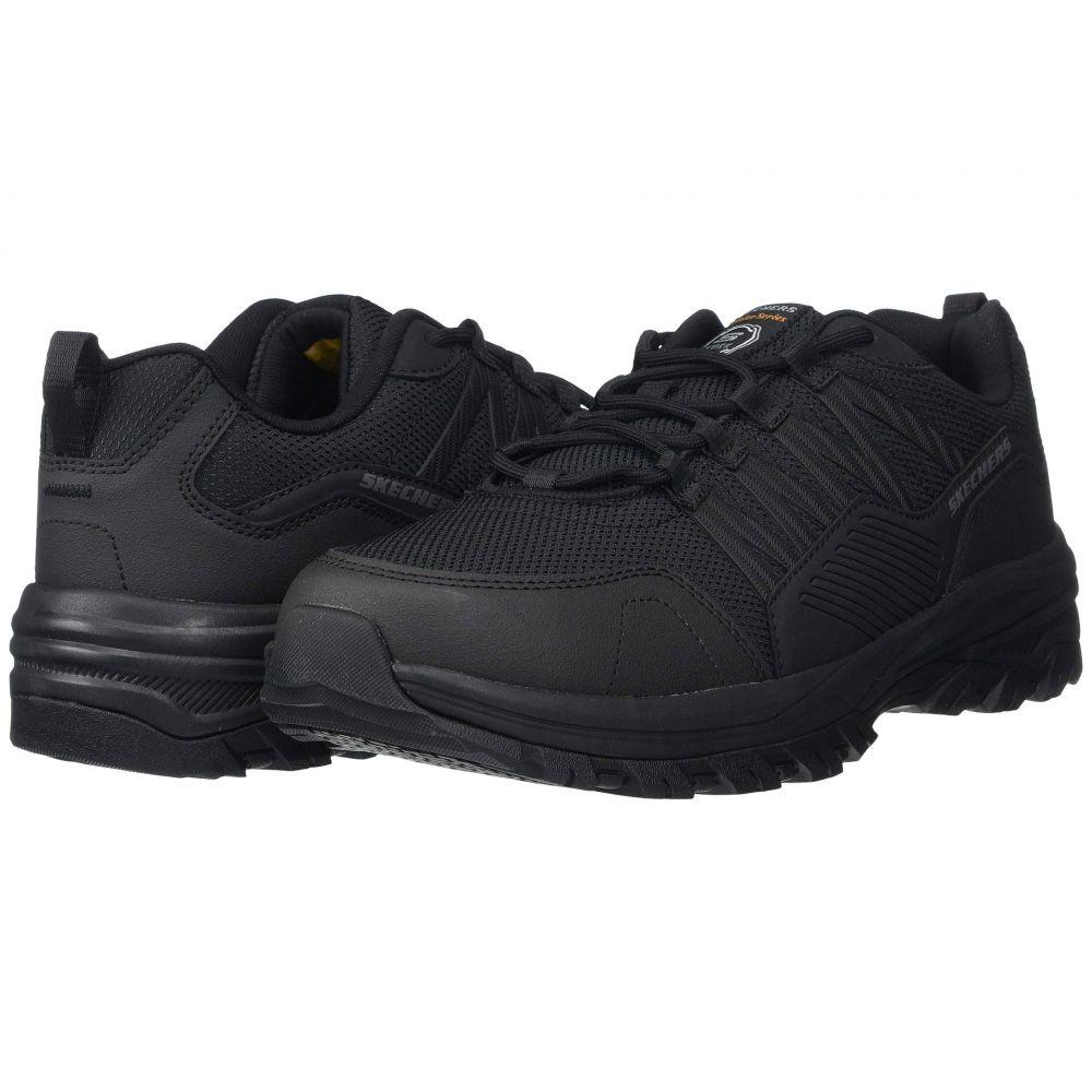 スケッチャーズ SKECHERS Work メンズ スニーカー シューズ・靴【Fannter】Black