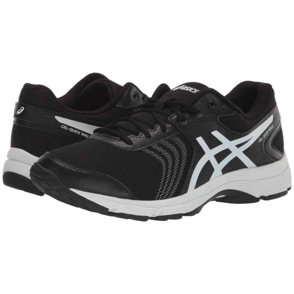 アシックス ASICS レディース スニーカー シューズ・靴【Gel-Quickwalk 3】Black/White