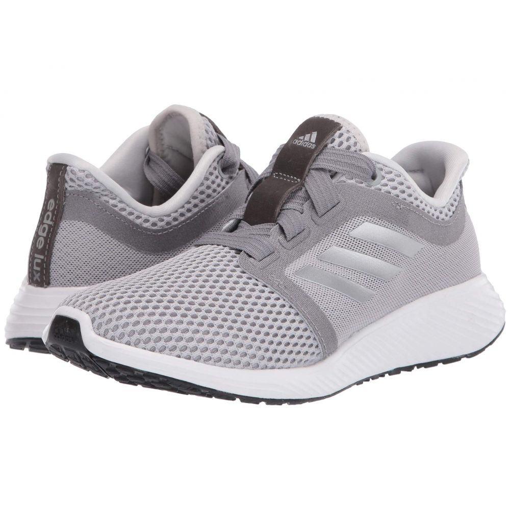 アディダス adidas Running レディース ランニング・ウォーキング シューズ・靴【Edge Lux 3】Grey Two/Silver Metallic/Grey Three