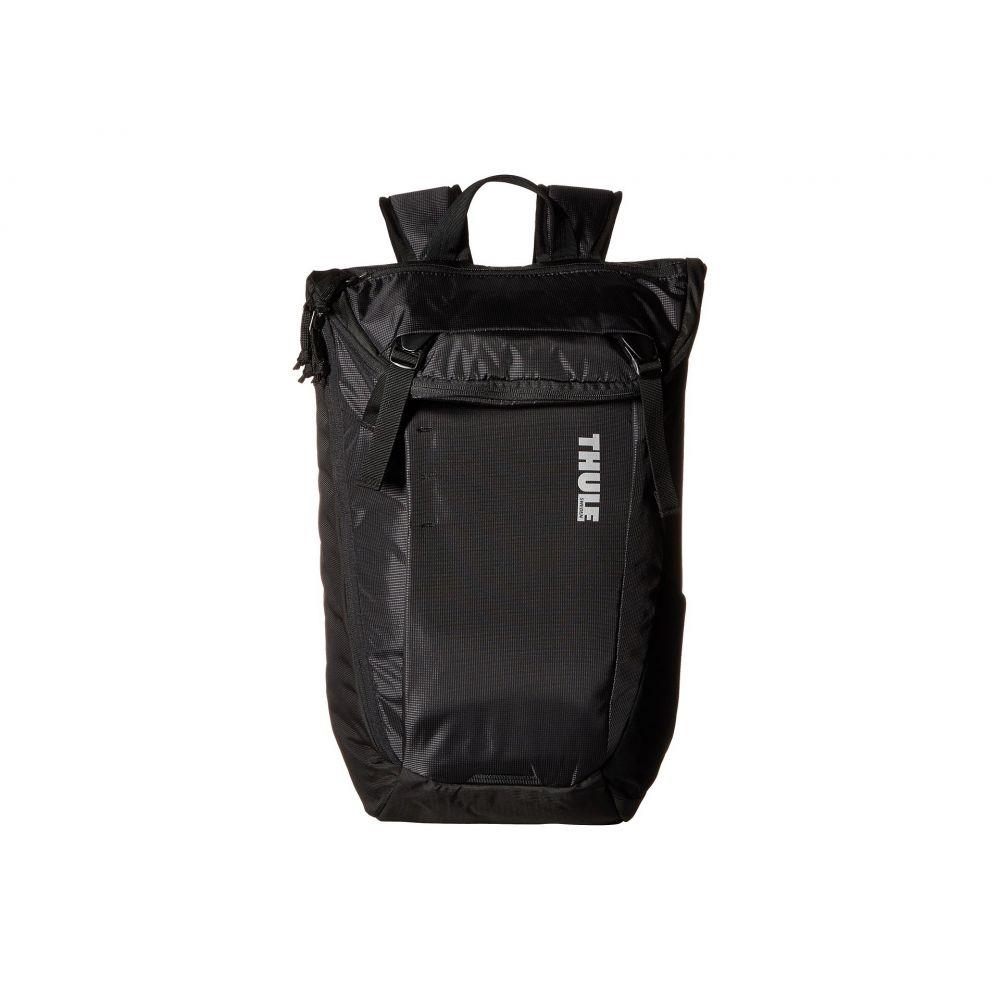 スーリー Thule レディース バックパック・リュック バッグ【EnRoute Backpack 20 L.】Black