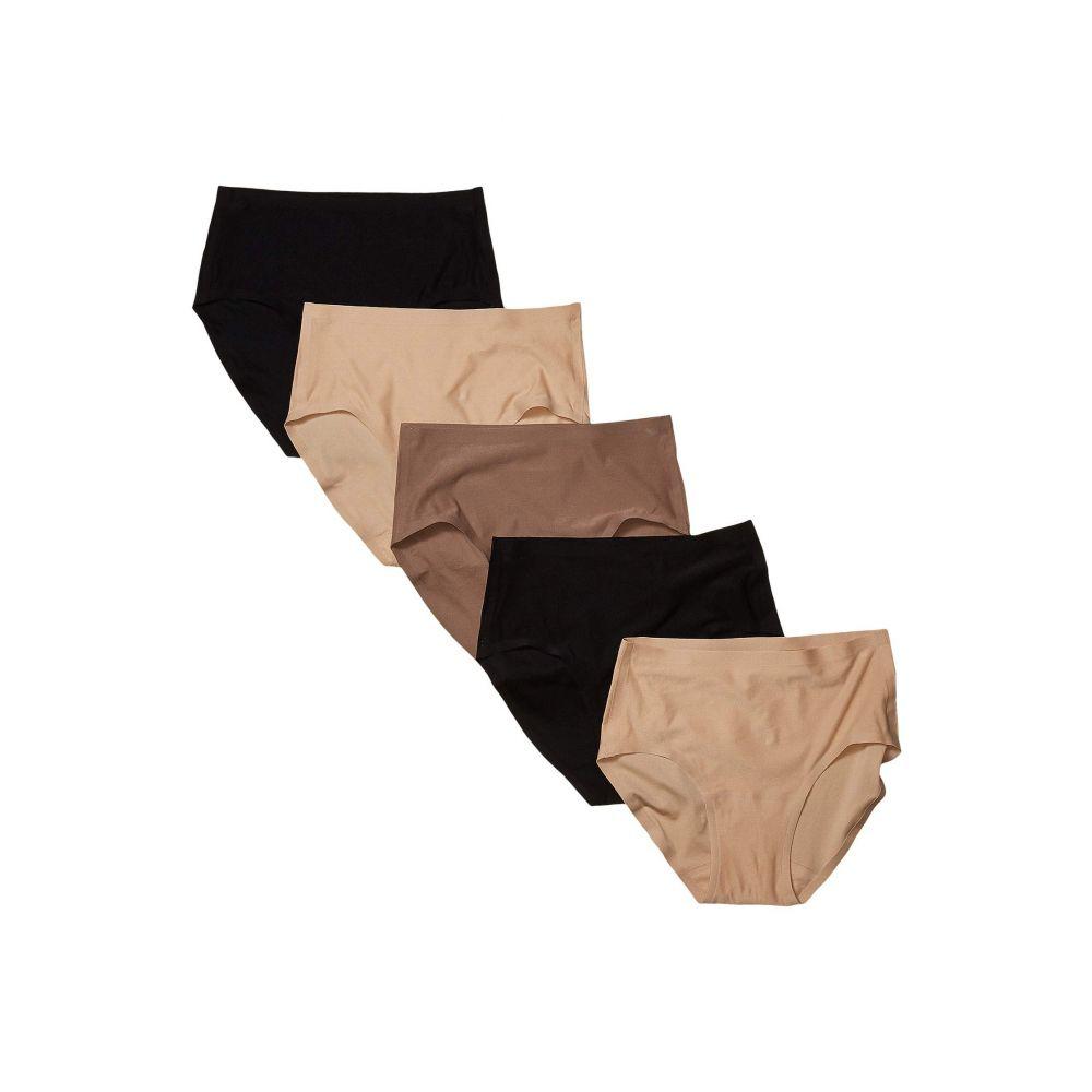 シャントル Chantelle レディース ショーツのみ 5点セット インナー・下着【Soft Stretch 5-Pack Hipster】Multipack