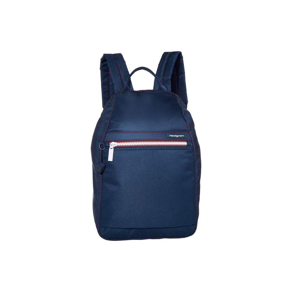 ヘデグレン Hedgren レディース バックパック・リュック バッグ【Vogue RFID Backpack】Active Blue