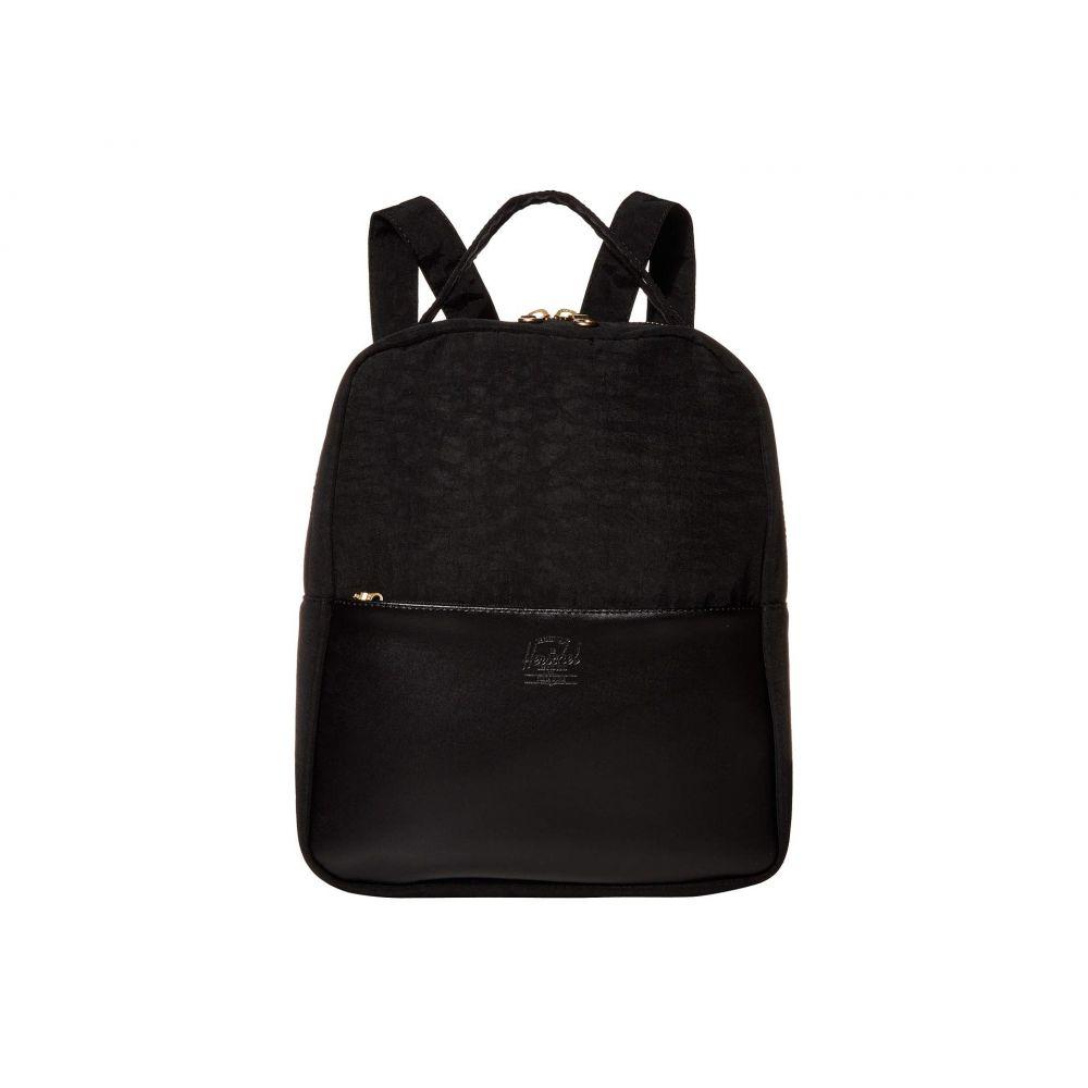 ハーシェル サプライ Herschel Supply Co. レディース バックパック・リュック バッグ【Orion Small】Black