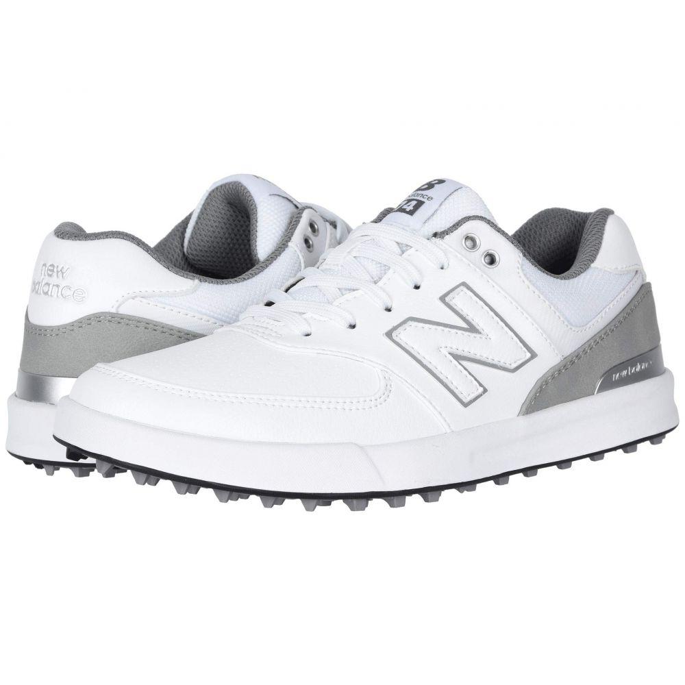 ニューバランス New Balance Golf レディース ゴルフ シューズ・靴【574 Greens】White