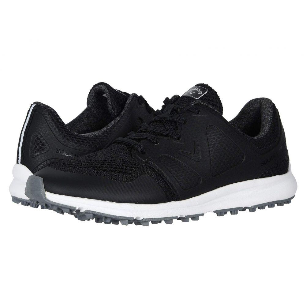 キャロウェイ Callaway レディース ゴルフ シューズ・靴【Solana XT】Black