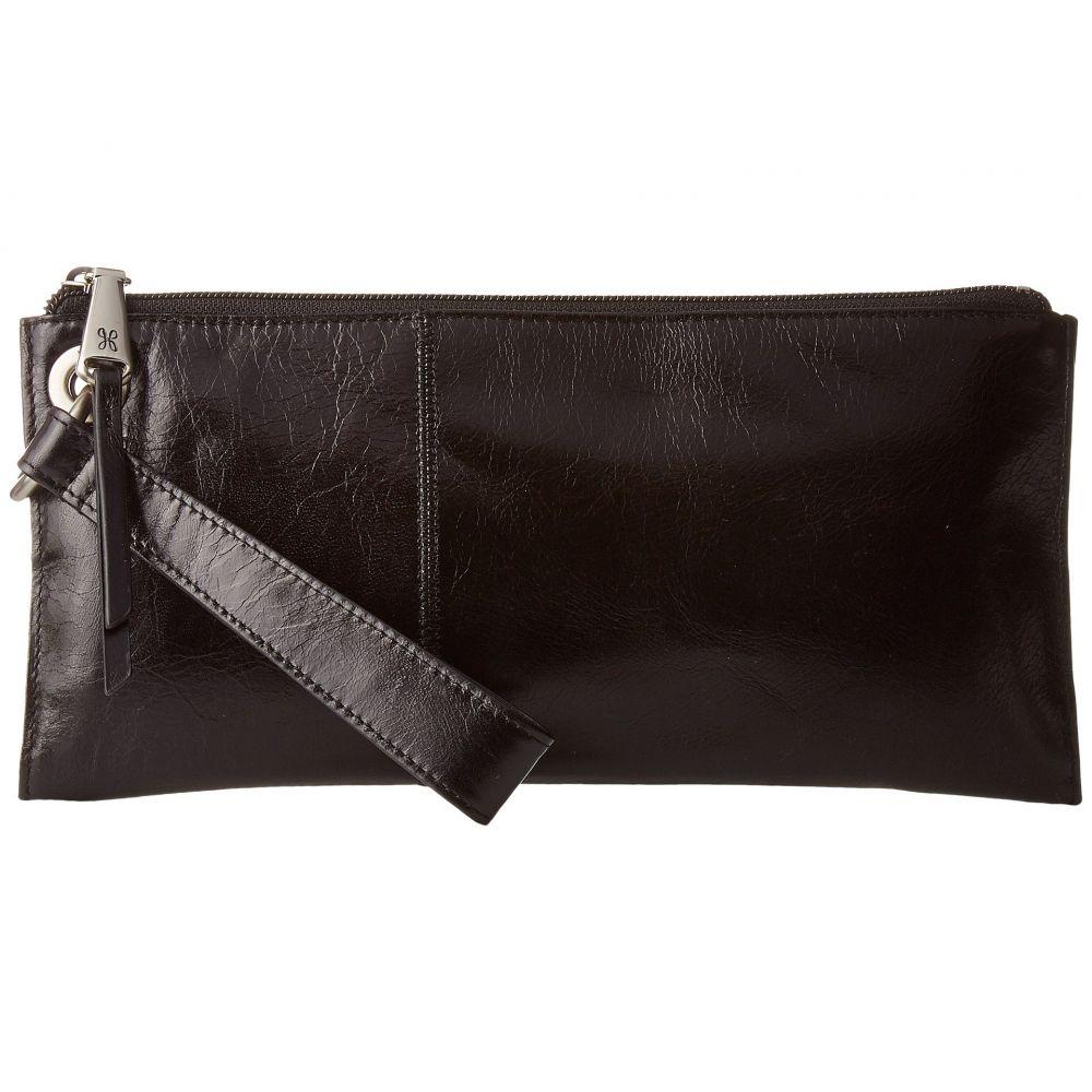 ホーボー Hobo レディース クラッチバッグ バッグ【Vida】Black Vintage Leather