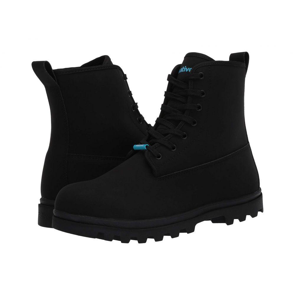 ネイティブ シューズ Native Shoes レディース ブーツ シューズ・靴【Johnny Treklite】Jiffy Black/Jiffy Black
