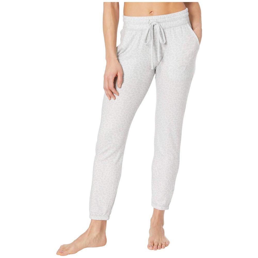 ビヨンドヨガ Beyond Yoga レディース ボトムス・パンツ 【Printed Lux Lounger Pants】Gray Leopard