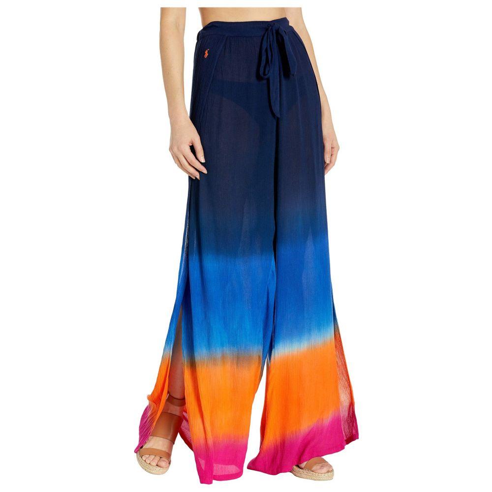 ラルフ ローレン Polo Ralph Lauren レディース ビーチウェア ボトムス・パンツ 水着・ビーチウェア【Dip-Dye Fly Away Pants Cover-Up】Multi