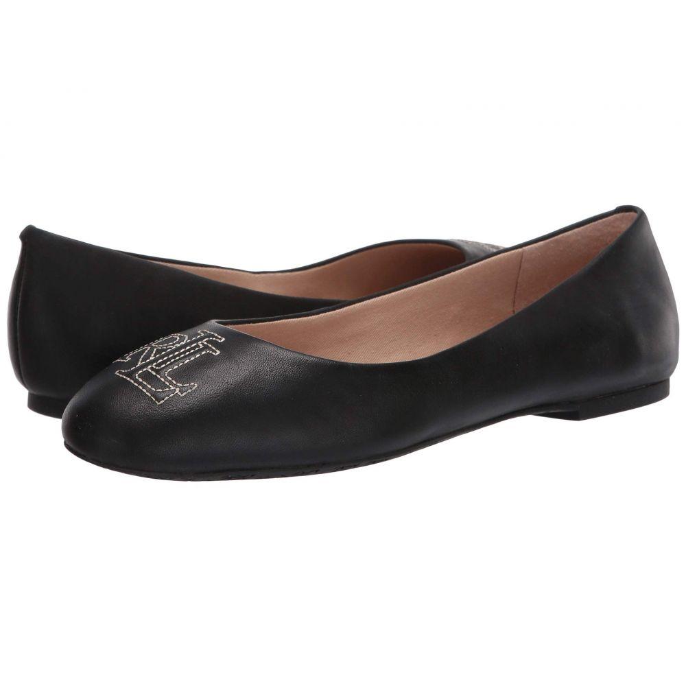 ラルフ ローレン LAUREN Ralph Lauren レディース スリッポン・フラット シューズ・靴【Jamie】Black