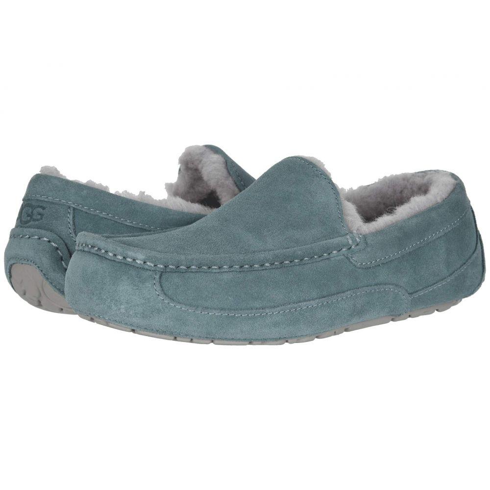アグ UGG メンズ スリッパ シューズ・靴【Ascot】Salty Blue