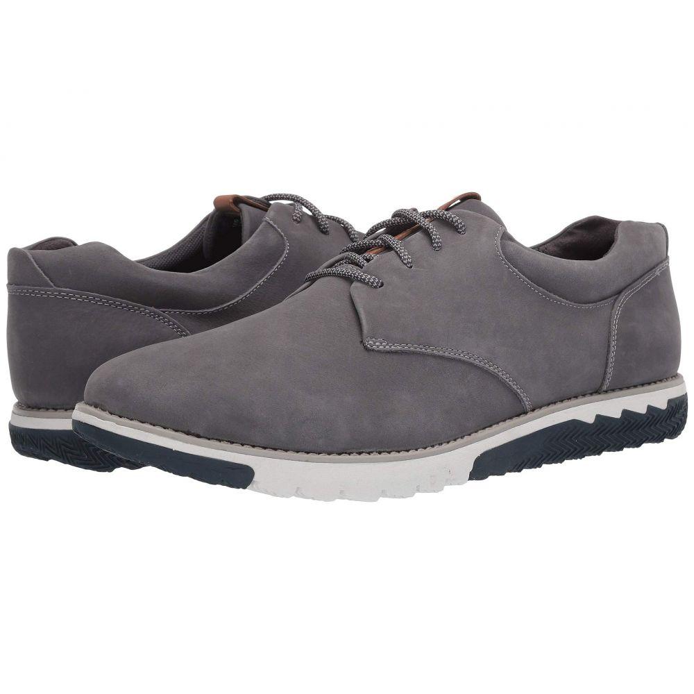 ハッシュパピー Hush Puppies メンズ 革靴・ビジネスシューズ レースアップ シューズ・靴【Expert PT Lace-Up】Dark Grey Nubuck