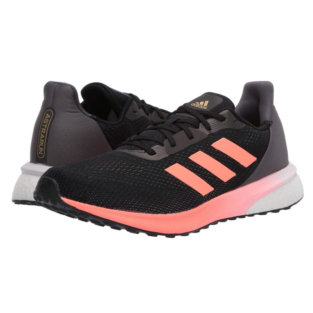 アディダス adidas Running メンズ ランニング・ウォーキング シューズ・靴【Astrarun】Core Black/Signal Coral/Grey Five